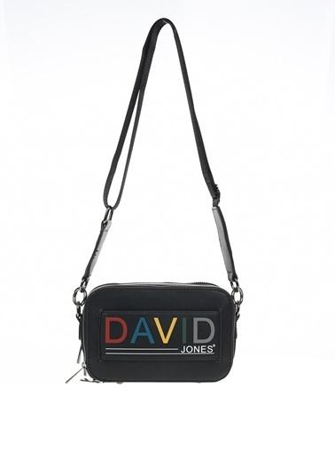 David Jones Messenger / Askılı Çanta Siyah